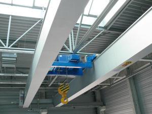 Двухбалочный мостовой кран GDMJ 25t/22,6 м.