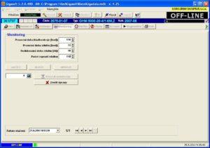 GIIGAmatic мониторинг